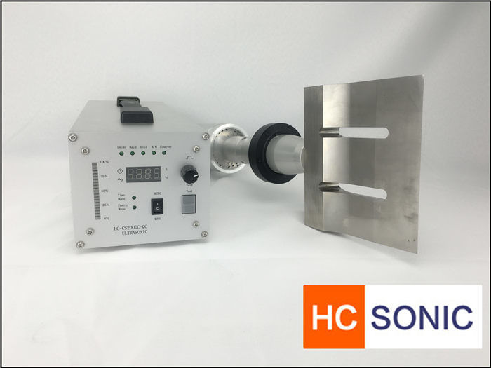 Economic Ultrasonic Cutting Blades , Ultrasonic Cake Cutter Metal Housing