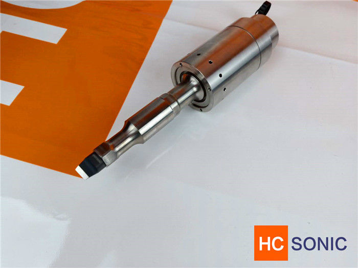 30Khz Ultrasonic Cutting Equipment Customized Carbide Blade For Bumper Cutting