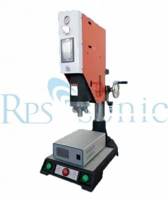 20Khz Plastic Ultrasonic Welding Equipment , Ultrasonic Hand Welder